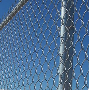 Barbed Wire for Security Chain Link Fence Top Rails